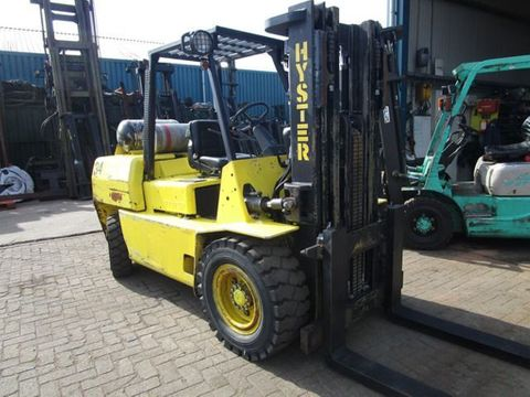 Hyster H5.00XL | Brabant AG Industrie [1]