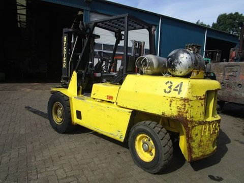 Hyster H5.00XL | Brabant AG Industrie [4]
