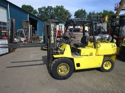Hyster H5.00XL | Brabant AG Industrie [5]