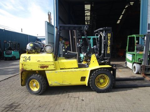 Hyster H5.00XL | Brabant AG Industrie [6]