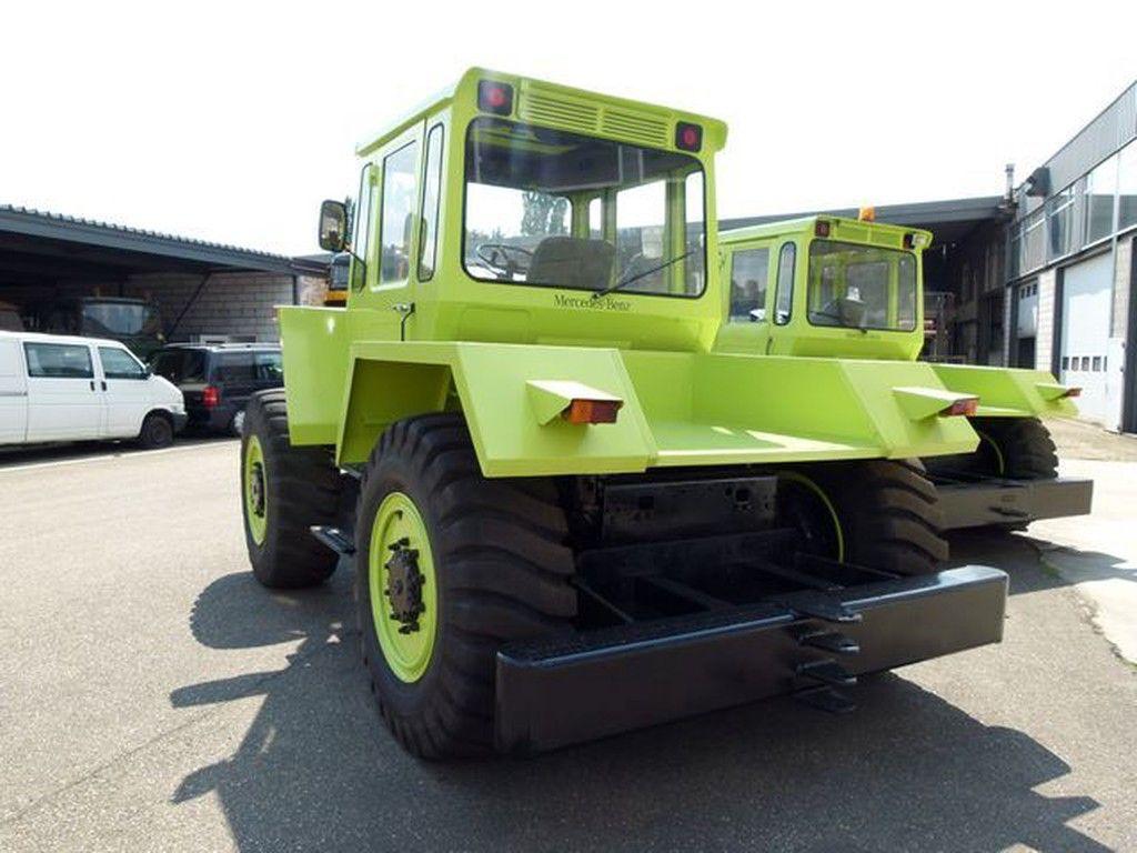 MB Trac 1300 4x4 | CAB Trucks [16]