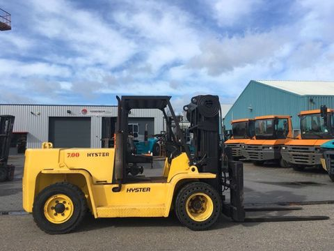 Hyster H7.00XL | Brabant AG Industrie [1]