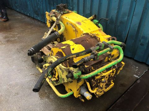 Komatsu WA600 FOR PARTS ENGINE, GEARBOX | Brabant AG Industrie [11]