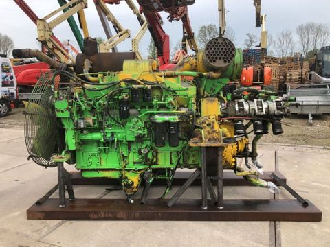 Komatsu WA600 FOR PARTS ENGINE, GEARBOX | Brabant AG Industrie [2]