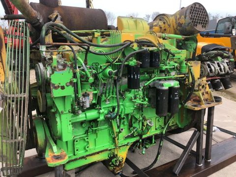 Komatsu WA600 FOR PARTS ENGINE, GEARBOX | Brabant AG Industrie [6]