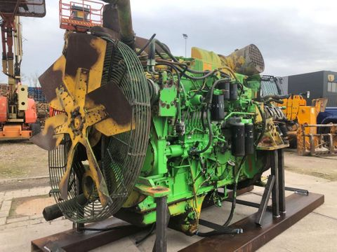 Komatsu WA600 FOR PARTS ENGINE, GEARBOX | Brabant AG Industrie [7]