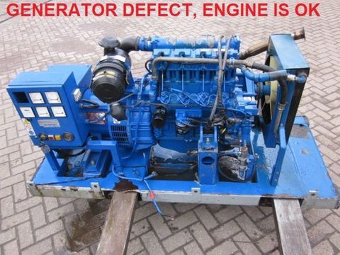 Leroy Somer Engine Deutz F4M 1011F | Brabant AG Industrie [1]