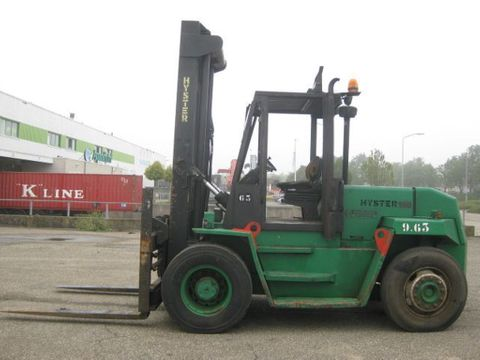 Hyster H9.00XL | Brabant AG Industrie [2]