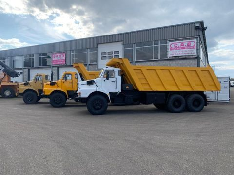 Volvo N10 in 6x4 and 6x6 - Cargo - Tipper - Hook - Box | CAB Trucks [1]
