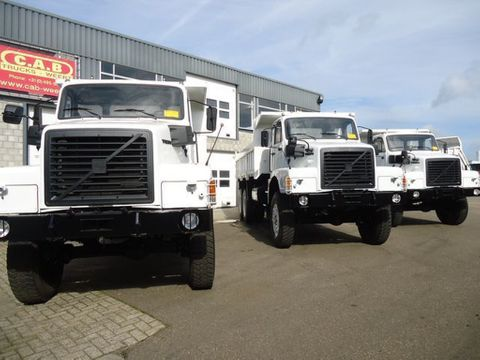 Volvo N10 in 6x4 and 6x6 - Cargo - Tipper - Hook - Box | CAB Trucks [8]