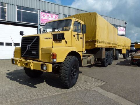 Volvo N10 in 6x4 and 6x6 - Cargo - Tipper - Hook - Box | CAB Trucks [9]