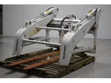 CASCADE PIPE CLAMP WITH FORKS CAPACITY 8500KG FEM5A 80R-FPS-0101 PHD | Brabant AG Industrie [1]