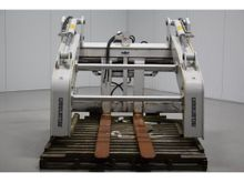 CASCADE PIPE CLAMP WITH FORKS CAPACITY 8500KG FEM5A 80R-FPS-0101 PHD | Brabant AG Industrie [2]