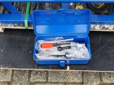 VTT VTT HDPE-BUTT FUSION LAS MACHINE 90-350 mm / 50-200 mm |  Van Tongeren Trading BV [9]