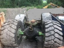 Komatsu WA600 FRONT AND REAR AXLES | Brabant AG Industrie [1]