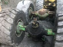 Komatsu WA600 FRONT AND REAR AXLES | Brabant AG Industrie [2]