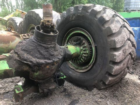 Komatsu WA600 FRONT AND REAR AXLES | Brabant AG Industrie [4]