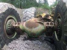 Komatsu WA600 FRONT AND REAR AXLES | Brabant AG Industrie [5]