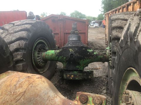 Komatsu WA600 FRONT AND REAR AXLES | Brabant AG Industrie [7]