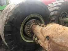 Komatsu WA600 FRONT AND REAR AXLES | Brabant AG Industrie [8]