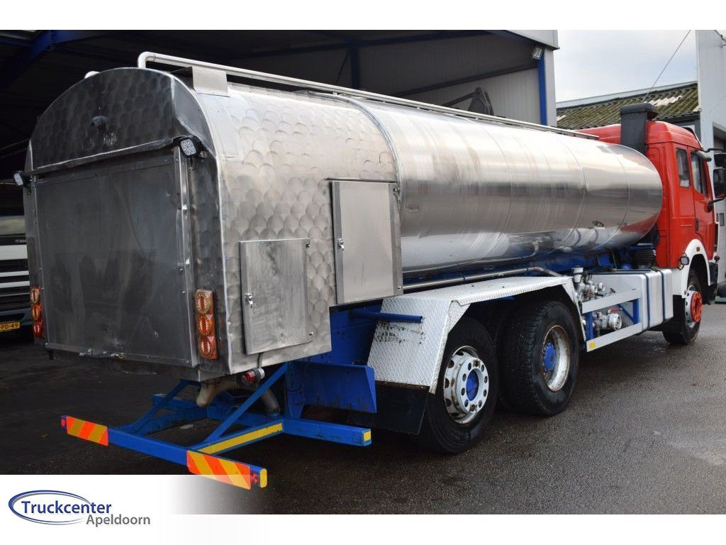 Mercedes-Benz Steel springs, Reduction axle, 13700 liter, Truckcenter Apeldoorn | Truckcenter Apeldoorn [2]