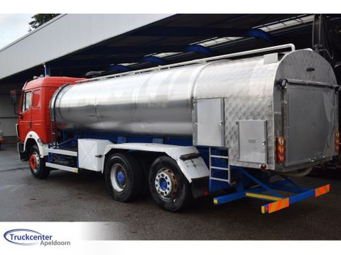 Mercedes-Benz Steel springs, Reduction axle, 13700 liter, Truckcenter Apeldoorn | Truckcenter Apeldoorn [4]