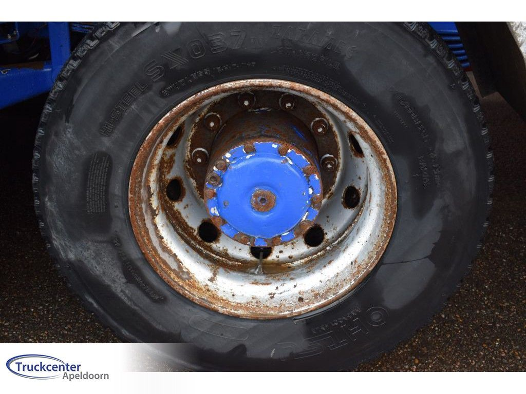 Mercedes-Benz Steel springs, Reduction axle, 13700 liter, Truckcenter Apeldoorn | Truckcenter Apeldoorn [5]