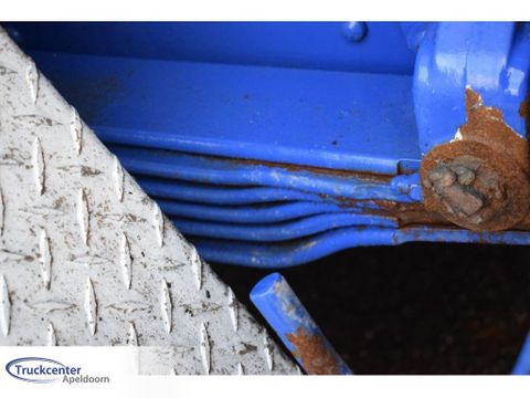 Mercedes-Benz Steel springs, Reduction axle, 13700 liter, Truckcenter Apeldoorn | Truckcenter Apeldoorn [6]
