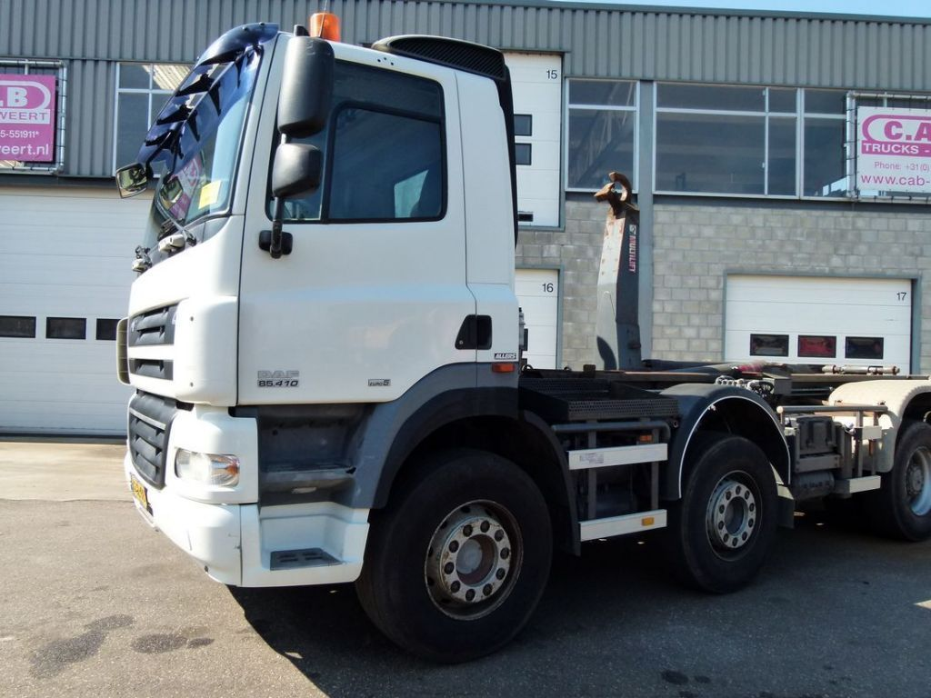 DAF CF85.410 - 8x4 - Euro5 | CAB Trucks [3]