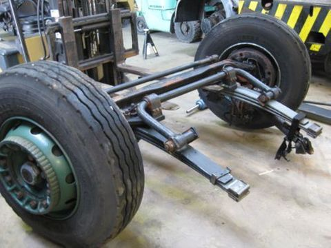Terberg Front axle | Brabant AG Industrie [1]