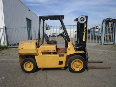 Hyster H4.00XL/5 | Brabant AG Industrie [1]