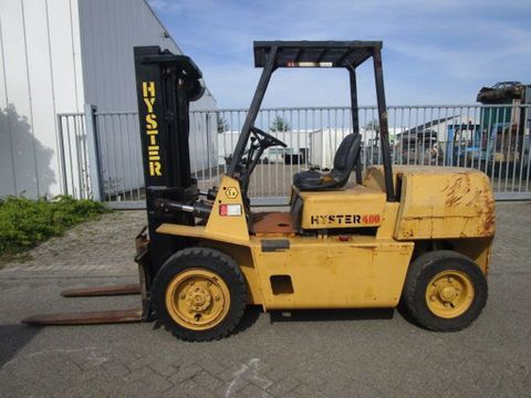 Hyster H4.00XL/5 | Brabant AG Industrie [2]