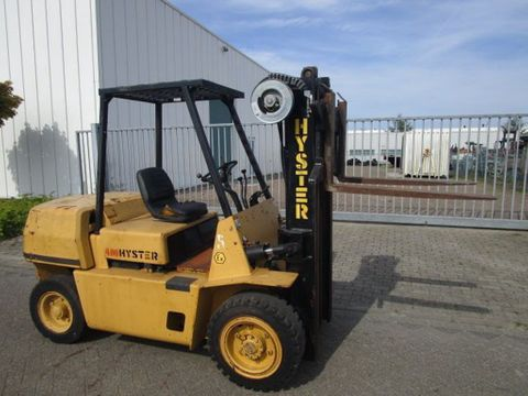 Hyster H4.00XL/5 | Brabant AG Industrie [4]